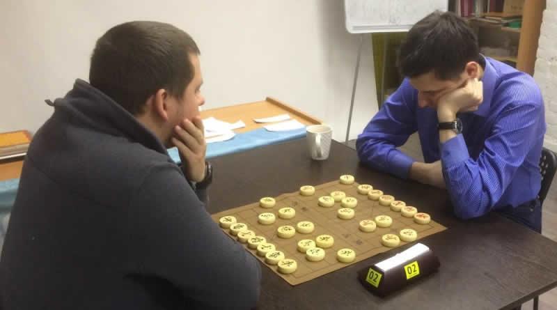 турнир по сянци в Санкт-Петербурге