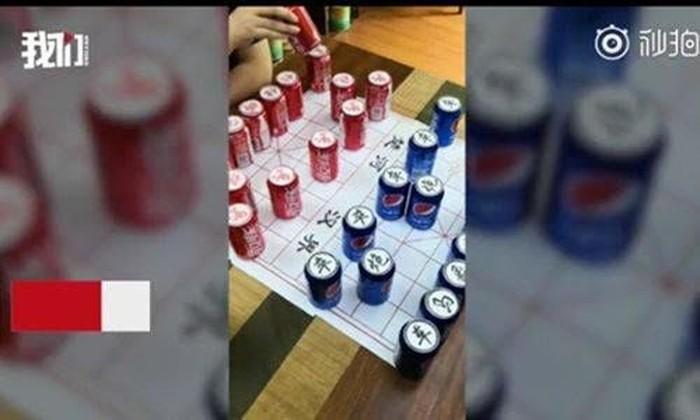 Сянци, Кока-Кола и Пепси