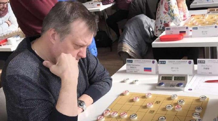 31-й чемпионат Европы по сянци (анонс)