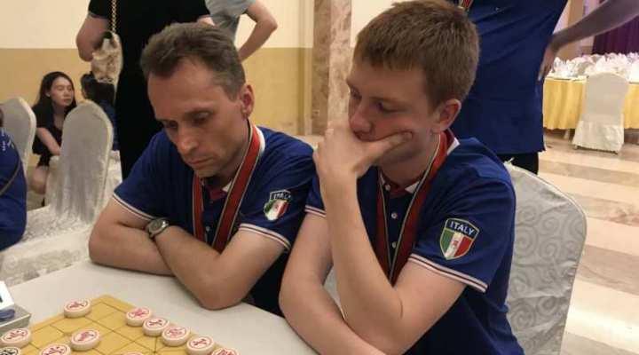 Сергей Корчицкий и Иван Липлянский