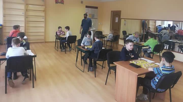 чемпионат Первомайского района Минска по сянци среди мальчиков
